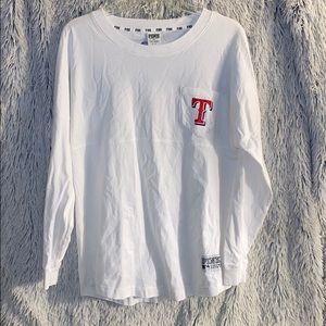Women's Texas Rangers Long Sleeve Shirt